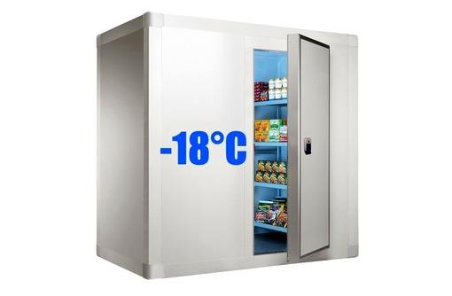 Холодильная Камера для Фастфудов. Доставка, Установка., фото — «Реклама Севастополя»