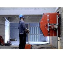 Алмазная резка стен и перекрытий - Строительные работы в Ялте