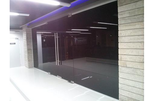 Cтеклянные, душевые перегородки, двери и ограждения из стекла , Алушта - Межкомнатные двери, перегородки в Алуште