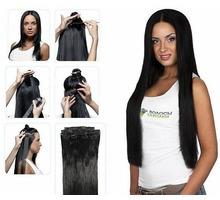 Наращивание волос , есть волосы в наличии. Волосы на клипсах термоволокно. - Маникюр, педикюр, наращивание в Севастополе