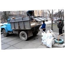 Вывоз мусора, уборка чердкав подвалов, строительный бытовой хлам - Вывоз мусора в Севастополе