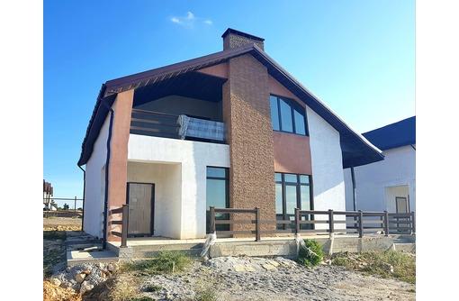 Новый дом капитальный 2-х этажный дом, р-он Камышового шоссе - Дома в Севастополе