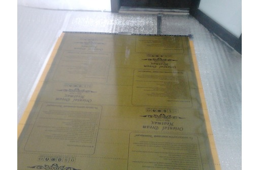 Тёплый пол электрический Ориентал Дрим., фото — «Реклама Севастополя»
