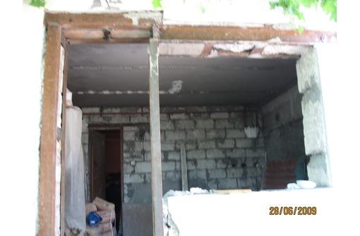 Расширение проемов в Севастополе - Строительные работы в Севастополе
