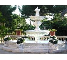 Изготавливания и монтаж фонтанов на любой вкус. - Бани, бассейны и сауны в Севастополе