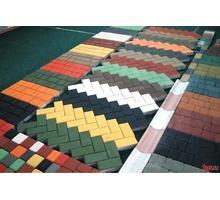 Плитка тротуарная, производство ,укладка в Севастополе, Старый город,кирпичик. - Кирпичи, камни, блоки в Севастополе
