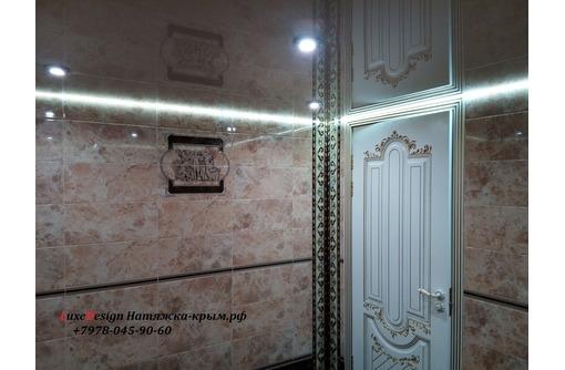 Парящие натяжные потолки LuxeDesign - Натяжные потолки в Саках