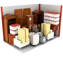 Услуги хранения вещей занимающих место в Вашем доме - Услуги по недвижимости в Крыму