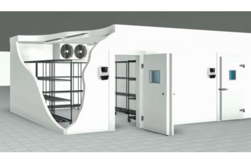 Монтаж холодильного оборудования и строительство холодильных камер в Севастополе под ключ, фото — «Реклама Севастополя»