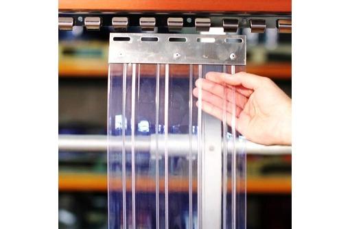 Ленточные ПВХ завесы (шторы) для холодильных камер,складов., фото — «Реклама Бахчисарая»