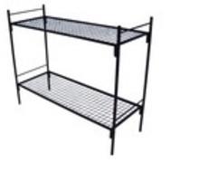 Кровать металлическая .усиленная из 32 трубы.кровати для общежитий.хостела.кровати в бытовки - Специальная мебель в Бахчисарае