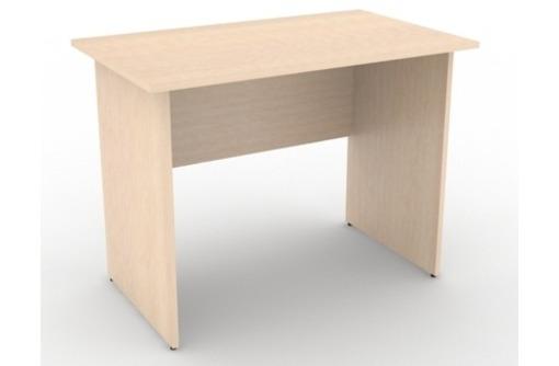 Столы ДСП письменные по цене производства, столы деревянные оптом, фото — «Реклама Севастополя»