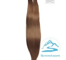 Натуральные волосы. Цвет - №14. Ленточное наращивание 40см (5 stars) Хаиршоп. (HAIRSHOP) - Маникюр, педикюр, наращивание в Евпатории