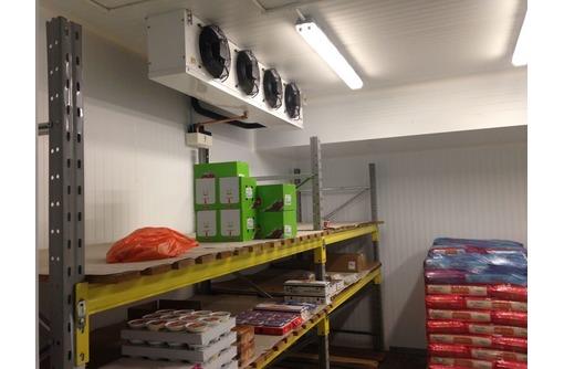 Низкотемпературные холодильные камеры в Севастополе под ключ. Монтаж. Холодильные агрегаты, фото — «Реклама Севастополя»