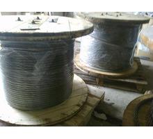 Продажа стальных оцинкованных канатов - Для водного транспорта в Севастополе