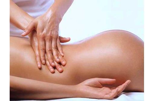 Лимфодренажный массаж для похудения, фото — «Реклама Севастополя»