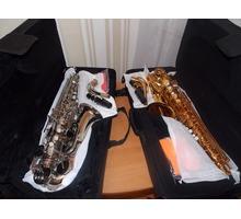 Альт саксофоны-Justin и Lade новые - Музыкальные инструменты в Севастополе