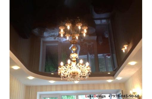 Натяжные потолки в спальне LuxeDesign - Натяжные потолки в Алуште