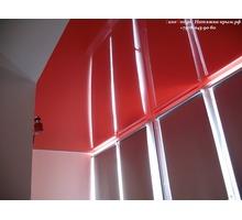 Натяжные потолки на балконе LuxeDesign - Натяжные потолки в Крыму