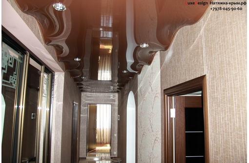Натяжные потолки в коридоре LuxeDesign - Натяжные потолки в Алуште