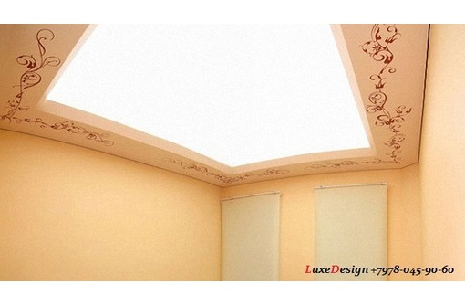 Светопропускные натяжные потолки TRANSLUCENT - Натяжные потолки в Алуште