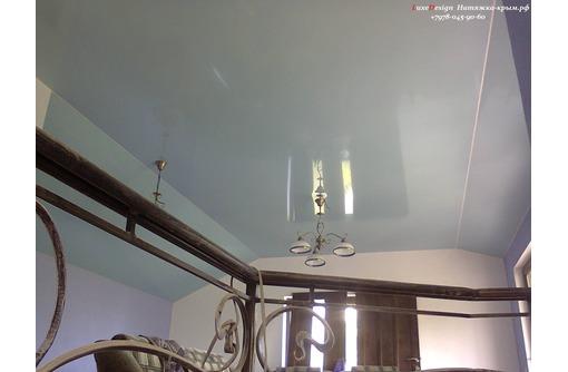 Натяжные потолки на мансарде LuxeDesign - Натяжные потолки в Алуште