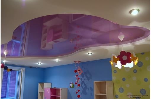 Натяжные потолки в детской LuxeDesign - Натяжные потолки в Алуште