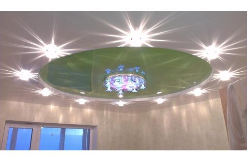 Натяжные потолки в комнате LuxeDesign - Натяжные потолки в Алуште