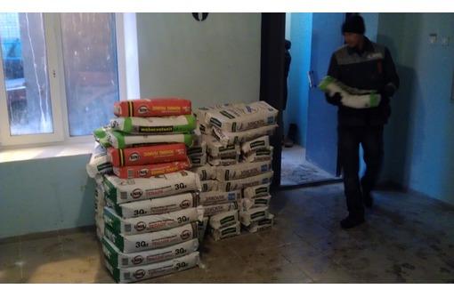 Услуги грузчиков,по квартирным переезда подьем и спуск материалов. - Грузовые перевозки в Севастополе