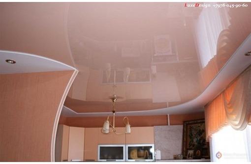 Натяжные потолки на кухне LuxeDesign - Натяжные потолки в Саках