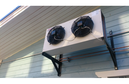 Оборудование для охлаждения складских помещений. - Продажа в Саках