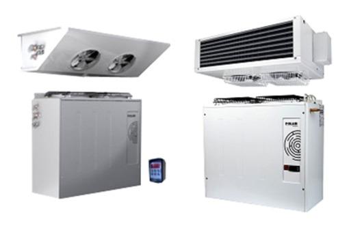 Холодильные установки (сплит-системы) Интеркул.Крым., фото — «Реклама Бахчисарая»