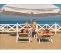 Пляжный ветроустойчивый зонт 4 метра - Садовая мебель и декор в Севастополе