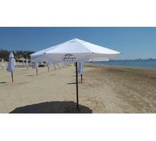 Пляжный круглый зонт 3 метра - Садовая мебель и декор в Севастополе