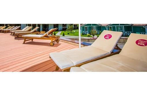 Матрас для пляжного лежака - шезлонга, фото — «Реклама Севастополя»