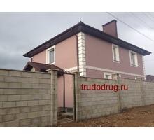 Строительство домов из ракушечника - Строительные работы в Севастополе