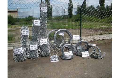 Колючая проволока на защите ваших интересов - Заборы, ворота в Севастополе