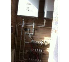 Установить электро котел, газовый котел, твердотопливный котел длительного горения. - Газ, отопление в Феодосии