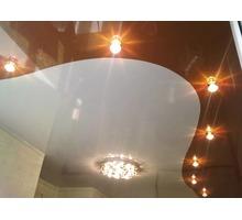 Комбинированные натяжные потолки спайка полотен-стильное решение для дома - Натяжные потолки в Белогорске