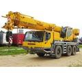 Сдам в аренду автокран грузоподъемностью 100 тонн LTM1100 - Услуги в Симферополе