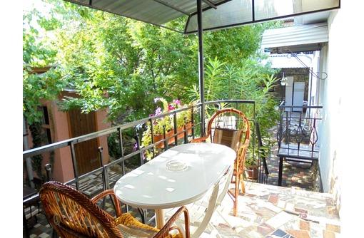 Уютный домик с террасой на 2-5 человек в Феодосии. - Аренда домов, коттеджей в Феодосии