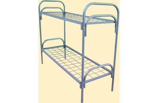 Двухъярусные кровати дешево для рабочих и строителей по 1850 рублей - Мебель для спальни в Севастополе
