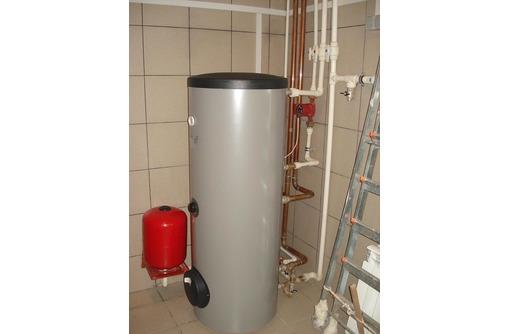 Установить котел, колонку. Монтаж отопления, водопровода, канализации, насосного оборудования. - Сантехника, канализация, водопровод в Севастополе