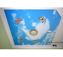 Европейские сертифицированные натяжные потолки в детскую - Натяжные потолки в Джанкое