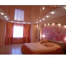 Натяжные потолки для спальни-Европейское качество - Натяжные потолки в Джанкое