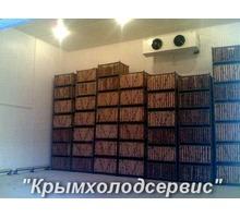 Холодильные Камеры для Моркови Капусты Лука - Продажа в Джанкое