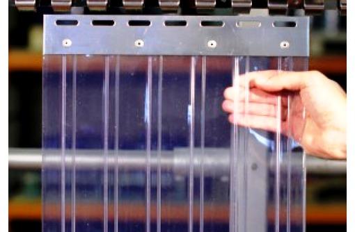 Ленточные шторы ПВХ (завесы,термошторы). - Продажа в Черноморском