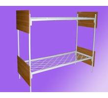 Кровать металлическая 160х200 - Мягкая мебель в Алуште