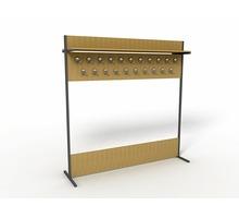 Вешалка стойка напольная для одежды - Мягкая мебель в Джанкое