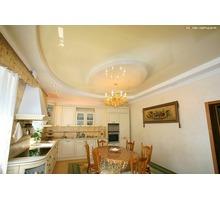 Натяжные потолки на кухне LuxeDesign - Натяжные потолки в Крыму